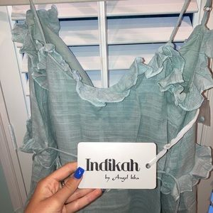 Sage The Label Indikah by Angel Biba dress